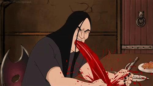 muntah darah