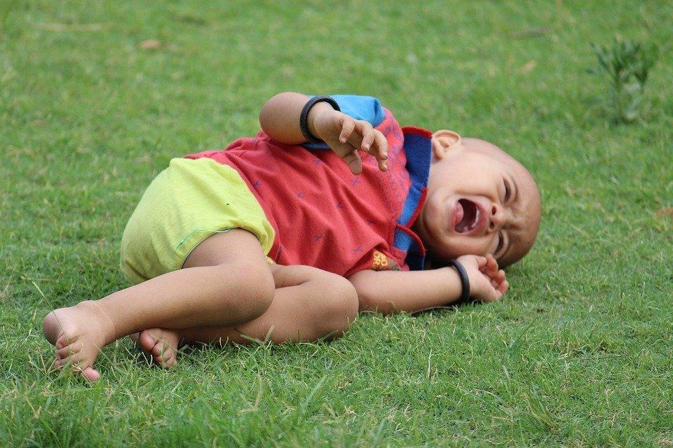 bayi sembelit