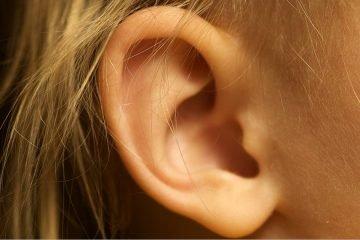 telinga gatal