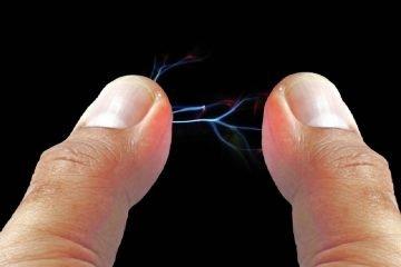 Renjatan elektrostatik