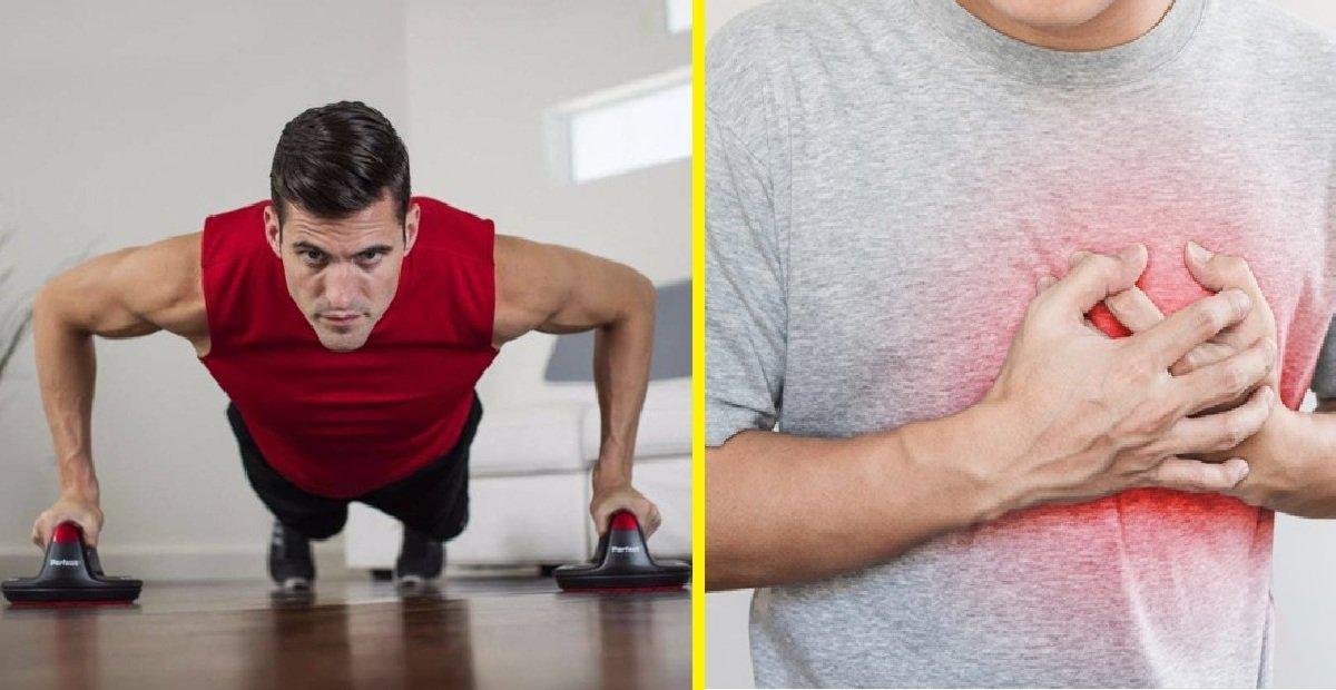 tidak mampu tekan tubi 10 kali boleh menyebabkan sakit jantung