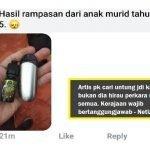 Murid sekolah mula membeli cecair vape yang dipromosikan Artis Malaysia.