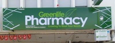 farmasi greenlife alor setar
