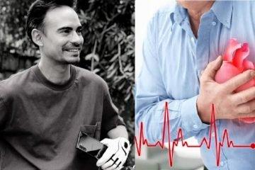 ashraf sinclair serangan sakit jantung