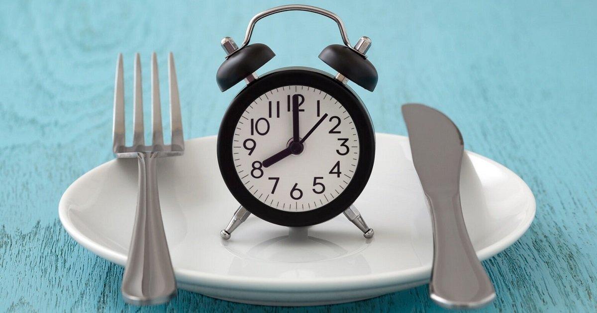 cara intermittent fasting