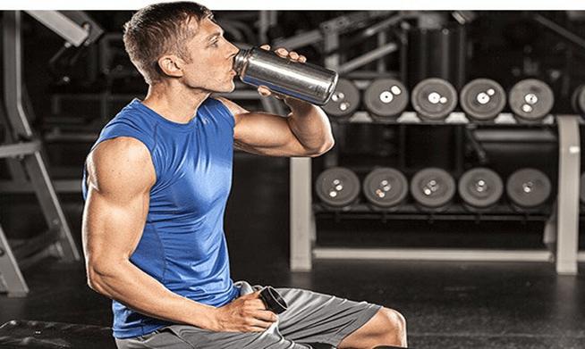 whey protein membina otot