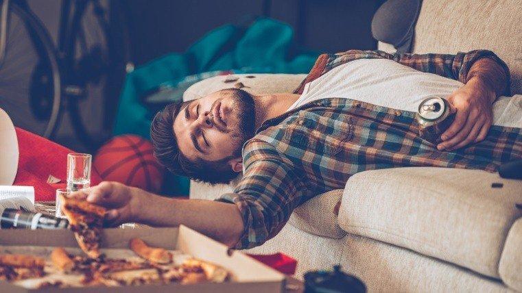 mengantuk selepas makan