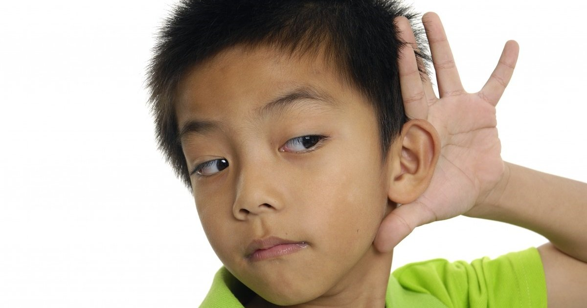 mitos pendengaran dan telinga