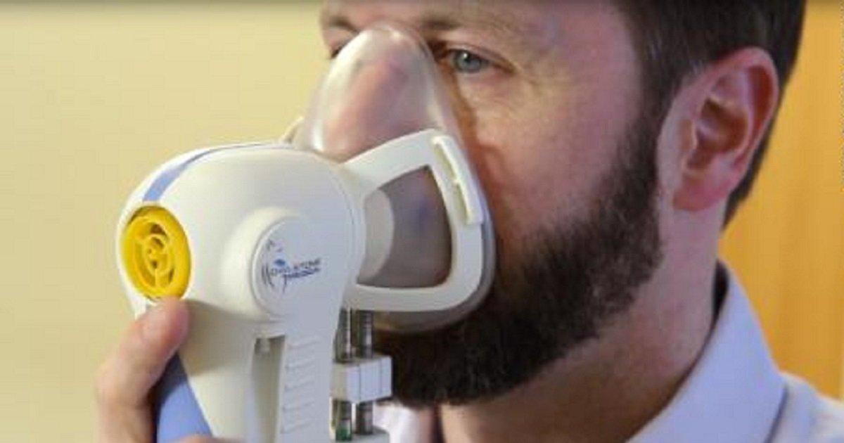 ujian pernafasan untuk kesan kanser paru paru