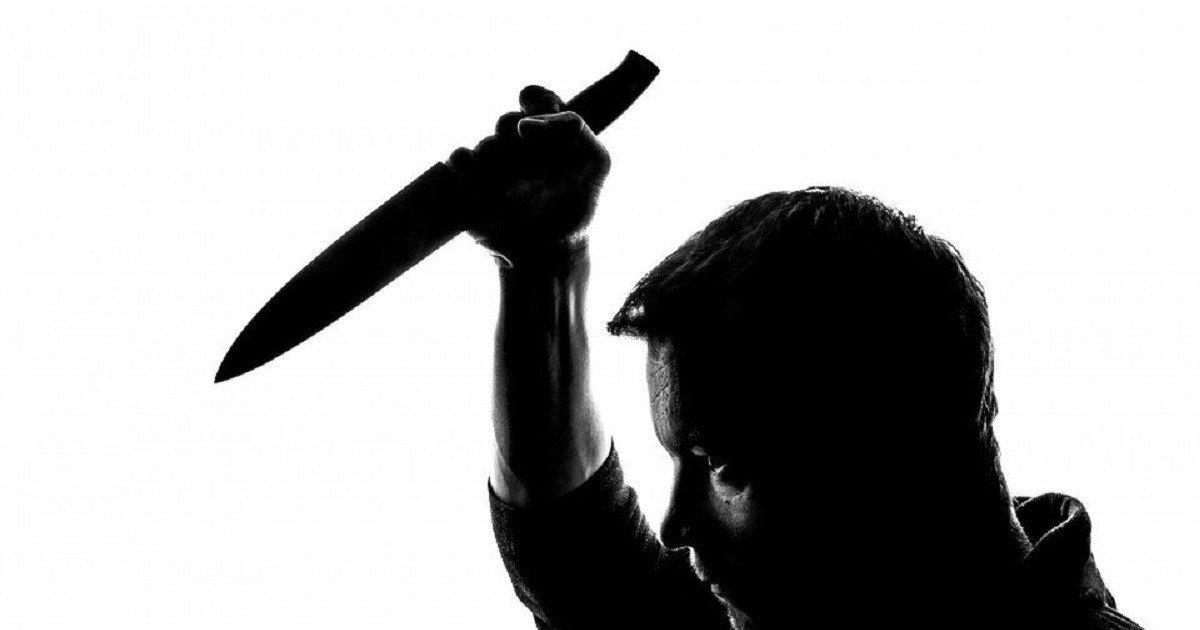 apa yang perlu dibuat jika ditikam pisau