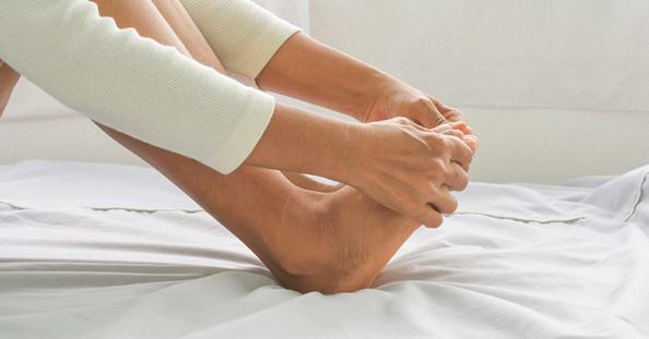 urutan kaki