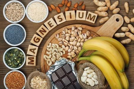 pengambilan magnesium sebagai cara hilangkan kaki bengkak