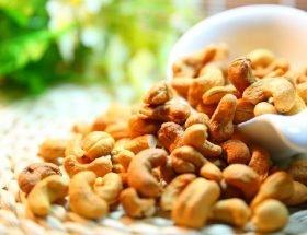 khasiat kacang gajus