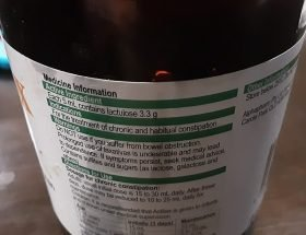 ubat lactulose