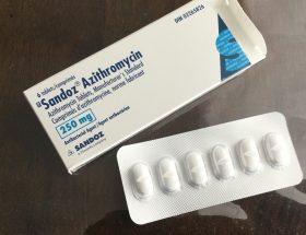 ubat azithromycin