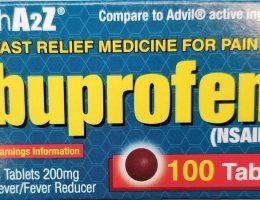 ubat ibuprofen