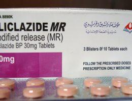 ubat gliclazide