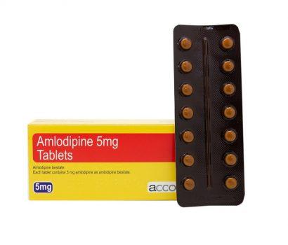 ubat amlodipine