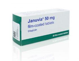 ubat sitagliptin - Januvia